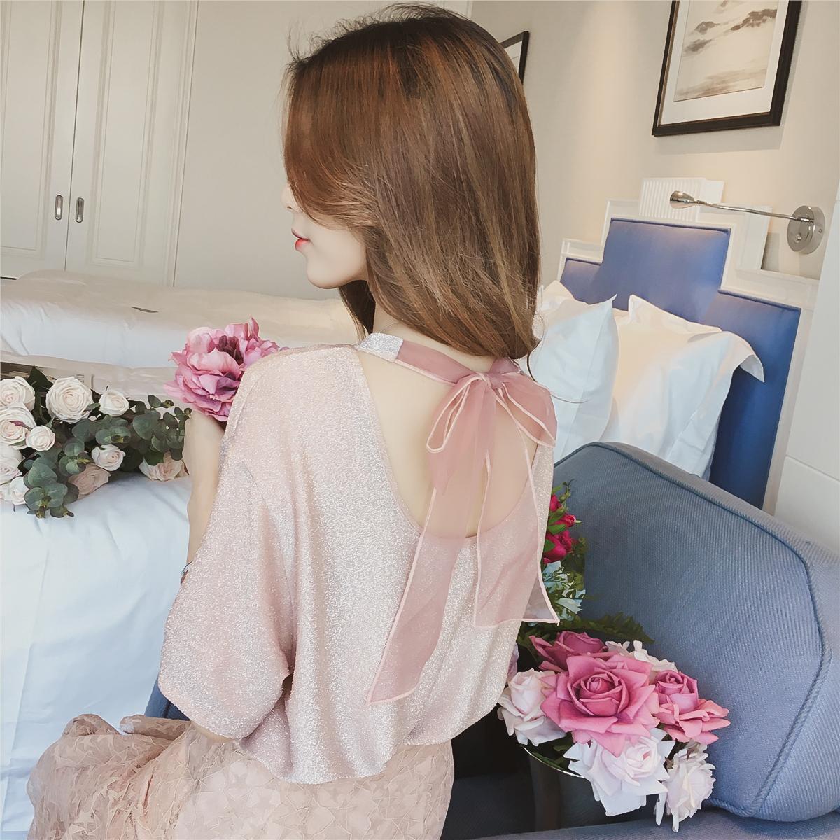 短袖t恤蝴蝶