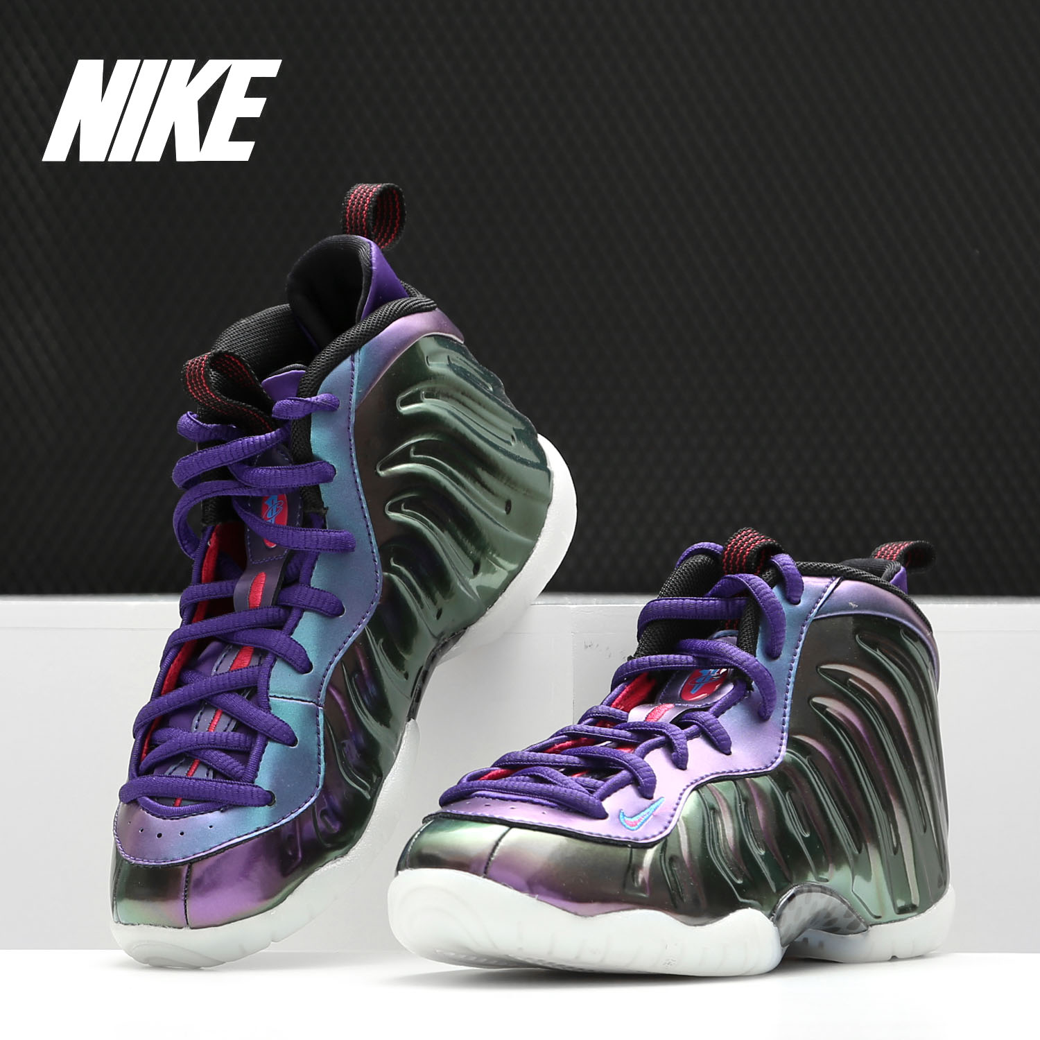 Nike/耐克正品 LITTLE POSITE ONE PS 儿童男女篮球鞋723946-602