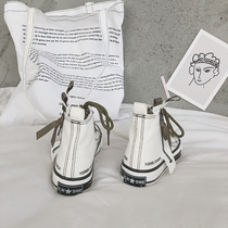 GOOОVANS万斯迈典低帮樱花粉正品低帮女鞋帆布鞋高帮板鞋粉色鞋
