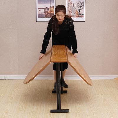多功能8-10人餐桌椅组合家用饭桌酒店简易大圆形桌面可折叠圆桌子