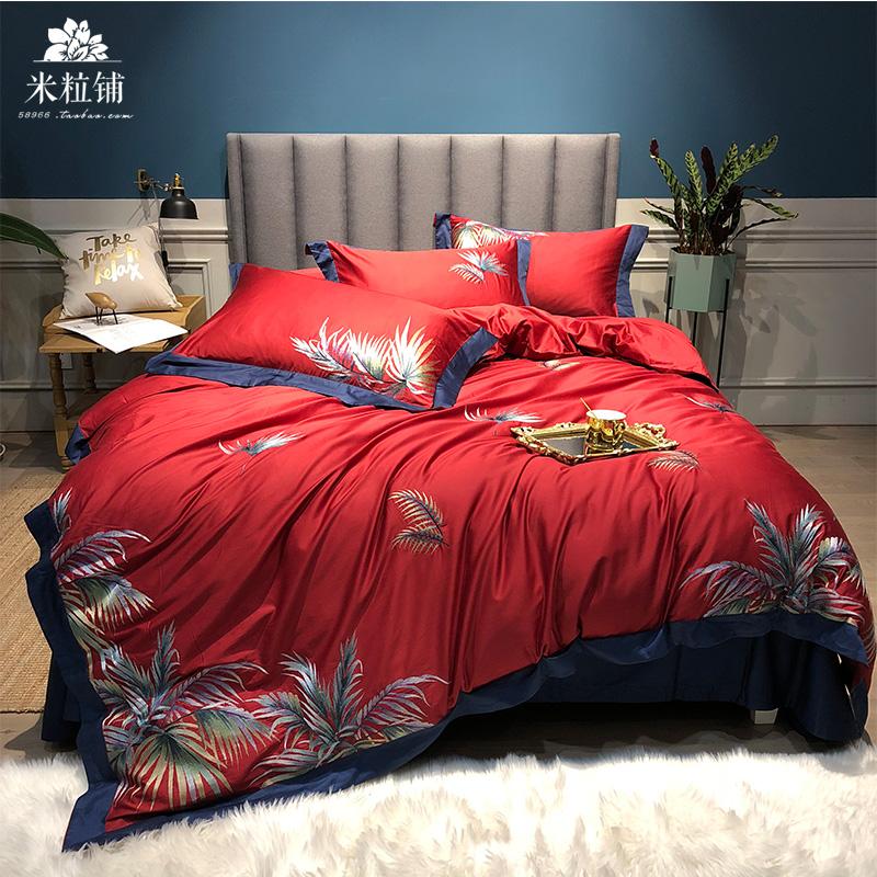 Свадебные постельные комплекты Артикул 575588420335