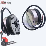 Electric forklift brake disc Linde MT15 Novo small diamond EPT15 electromagnetic brake brake reducer