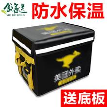 快餐箱大小号 新30升62升外卖保温箱送餐包箱美团外卖箱车载加厚款