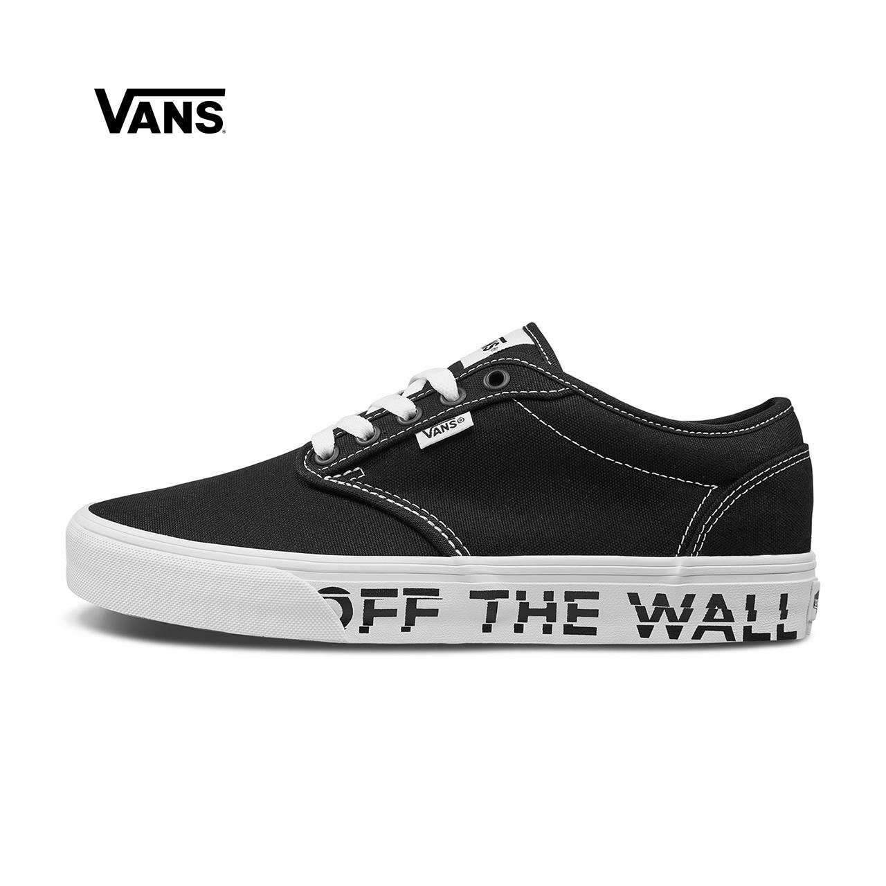 Vans范斯 运动休闲系列 帆布鞋 低帮男子官方正品