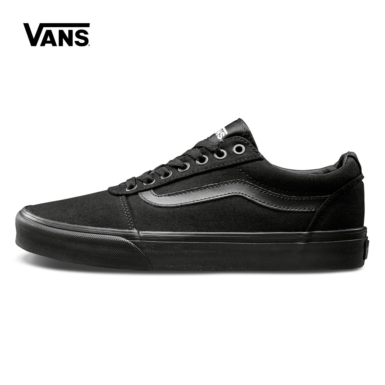 Vans/范斯黑色男款运动鞋板鞋帆布鞋|VN0A38DM186/8J7