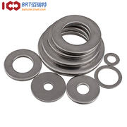 316 stainless steel thick flat washers increase flat washers ultra-thin metal gasket M2M3M4M5M6M8M10-M24