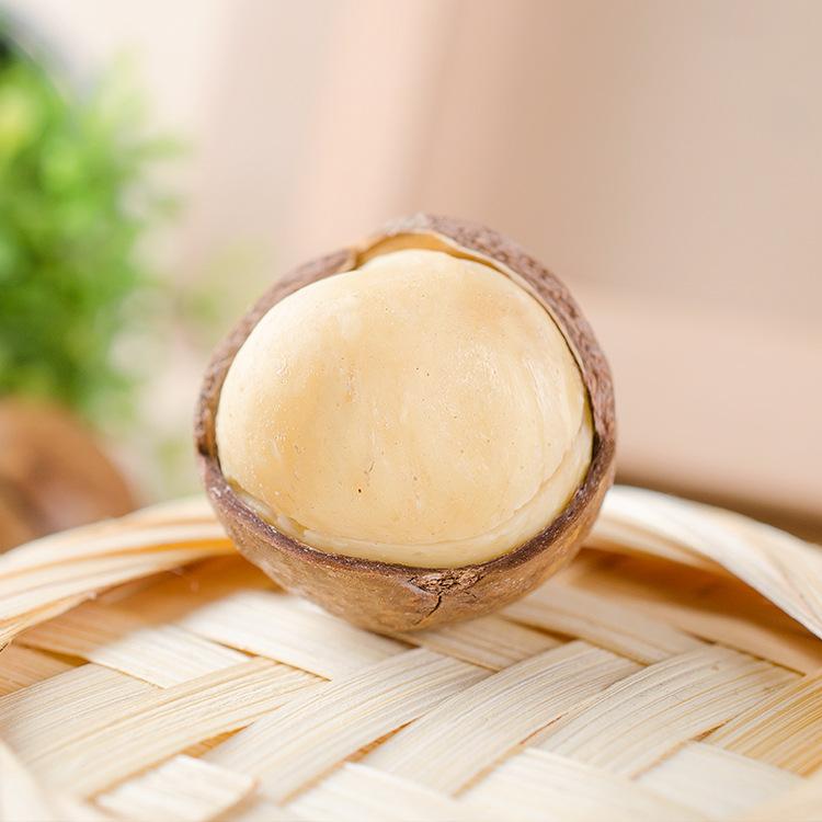 坚果零食奶油夏威夷果连罐500克薄壳罐装特产坚果零食孕妇小吃