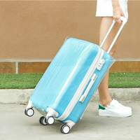 Luggage cover luggage set trolley case travel dust cover bag cover 22/26/28 inch thick wear-resistant