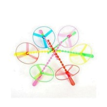 dragonfly flying copt children plastic toy push hand outdoor