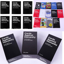Cards Against Humanity US AU UK反人类卡牌全套桌游 1~6+7+包