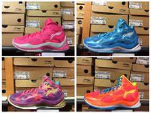 李宁赞助CBA市售版音速3GS女款 碳板减震耐磨情侣鸳鸯篮球鞋 正品