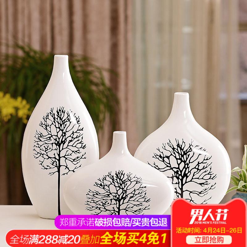 客厅白桦树