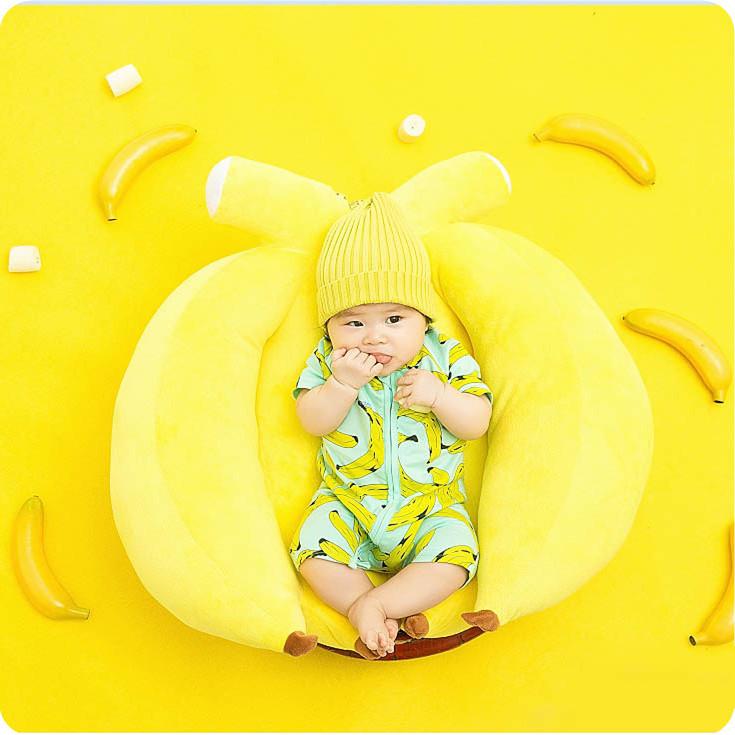 百天半岁宝宝拍照主题服装展会气球造型主题2018儿童摄影服装套装