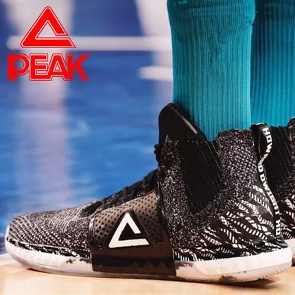 peak匹克篮球鞋霍华德三代火花战靴高帮DH4球鞋运动鞋男鞋E74003A