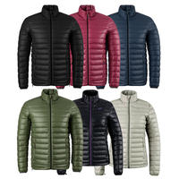 OZARK / Ozark autumn and winter outdoor down jacket men and women couple models 800 Peng goose down warm jacket 155492