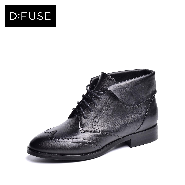 迪芙斯短靴