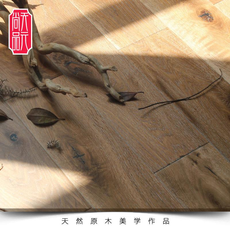 天元尚品北欧橡木地板XM-729