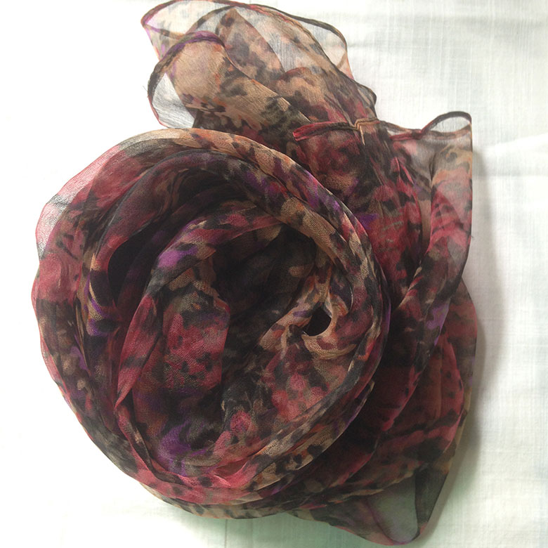 Женские шарфы из шелка Артикул 545916408053