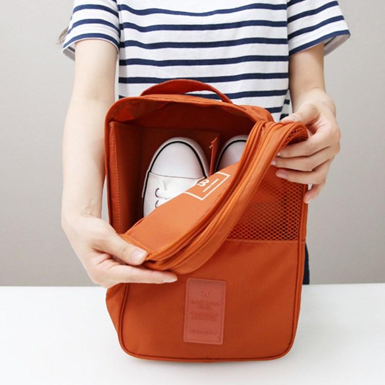 新款 第二代鞋袋 三双鞋袋旅行鞋子整理收纳袋 大容量