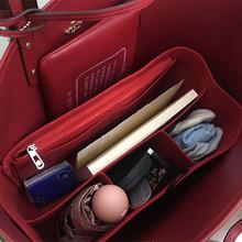 用于蔻驰双面托特收纳包中包coach拉链内胆包妈咪包化妆包定制