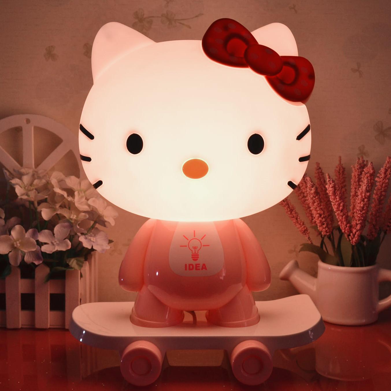 kt猫台灯