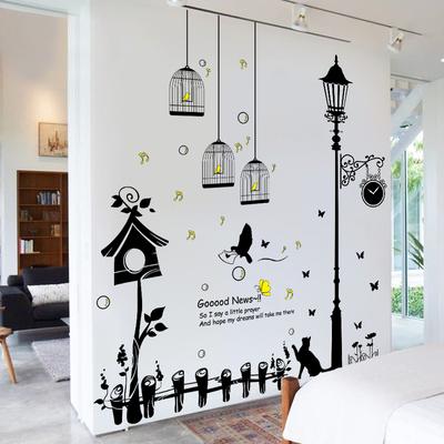 卧室电视背景墙壁装饰排行榜