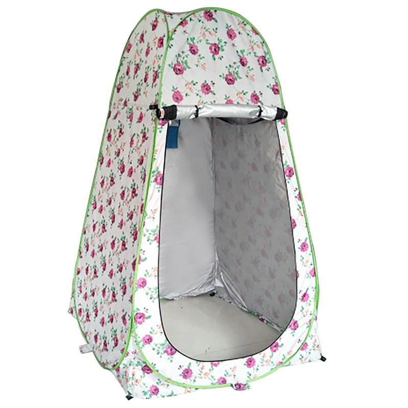 户外洗澡帐篷沐浴罩成人家用加厚保暖浴帐更衣换衣篷简易移动厕所