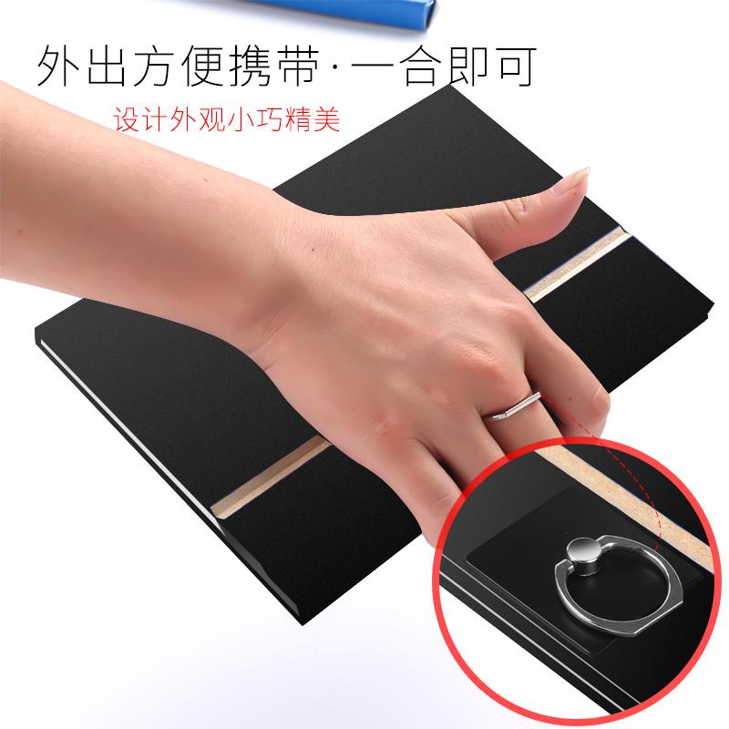 手机屏幕放大器放大器镜高清护眼宝大屏投影扩大镜通用迈点墙上看电视3d支架投影仪8-14寸懒人支架