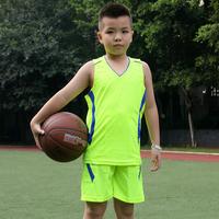 儿童篮球服篮球运动服套装男夏季球衣篮球服套装球衣篮球男可定制