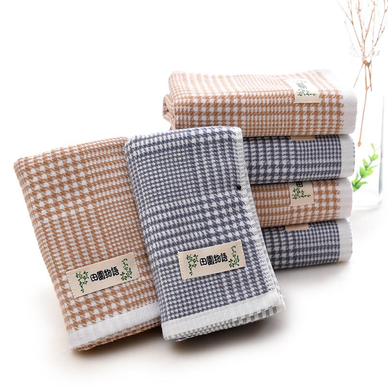 Gauze Absorbent Towel Houndstode Cotton Gift Adult Child Baby Towel Men and Women