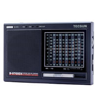 Tecsun/Desheng R-9700DX full band Send the elderly Secondary frequency conversion 12-band stereo radio