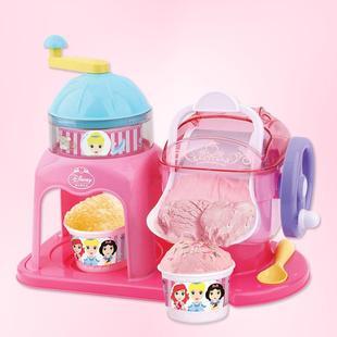 冰果机手工制作美食冰淇淋机儿童雪糕机家用冰激凌女孩玩具