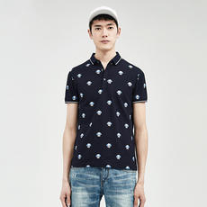 1d12c8bba75 GXG men s new summer fashion wild casual short-sleeved polo shirt 62242312