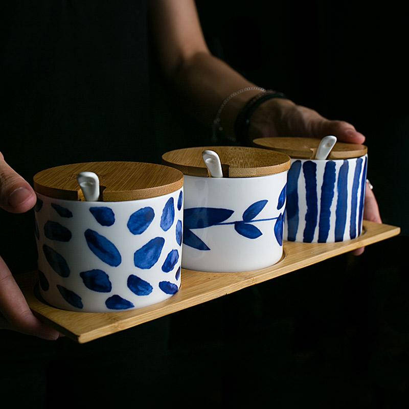 储物罐 陶瓷 厨房