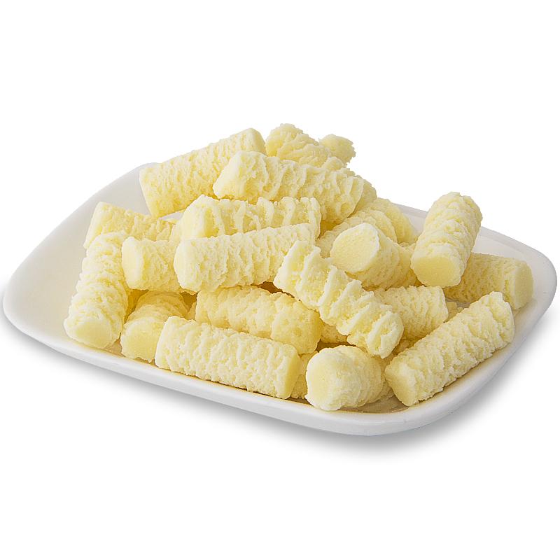 鸿绪奶酪条内蒙特产奶制品孕妇儿童健康零食奶片奶棒150g酸奶疙瘩