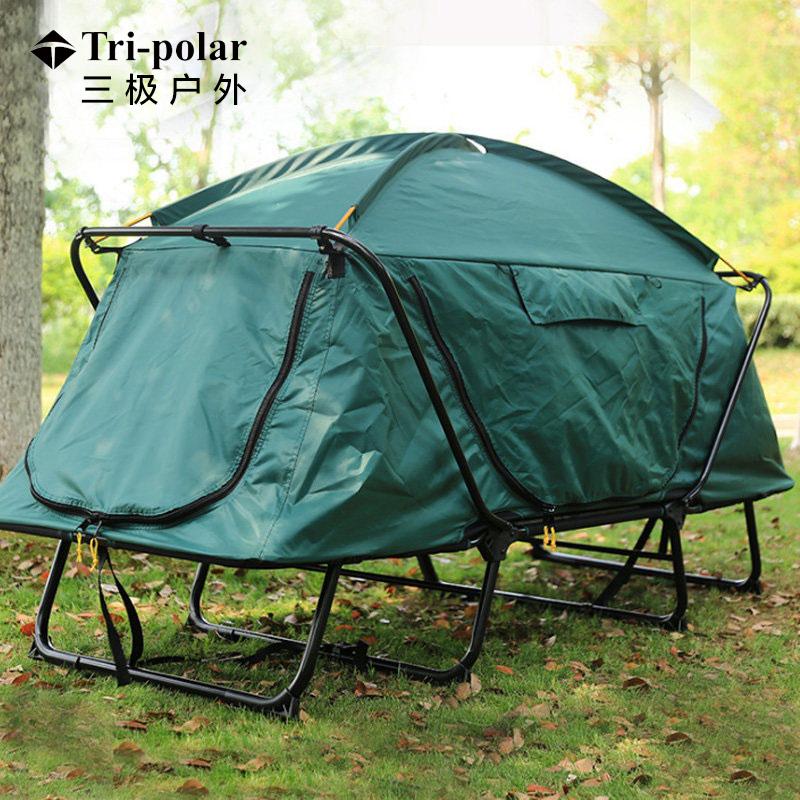双人床帐篷
