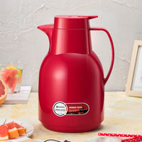 Germany EDISH insulation pot home insulation kettle large capacity thermos thermos glass liner insulation water bottle