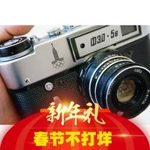 科学自制礼物老式复古双反傻瓜胶卷照相机大人DIY相机包邮LOMO