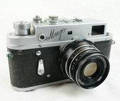 相机 套机 单机 卓尔基 胶片 佐尔基旁轴 苏联 Zorki