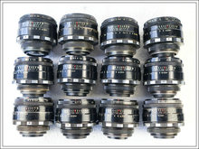 斑马版 BeLomo 八羽怪 单反镜头 俄罗斯 M42口 58mm Helios