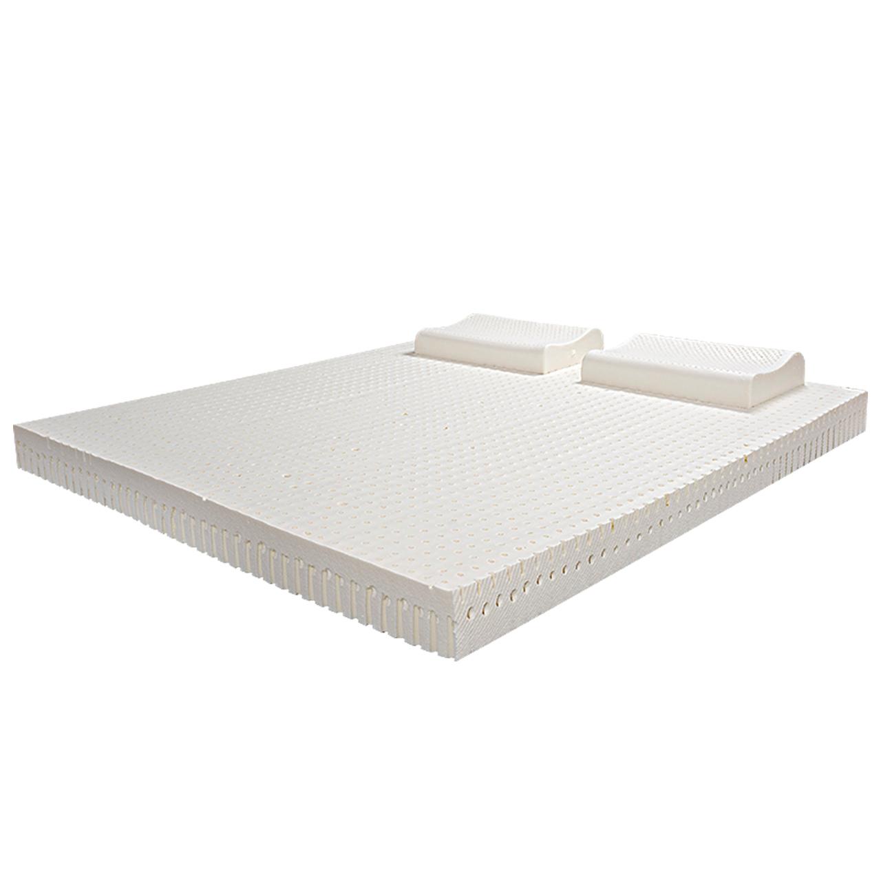 莱迪雅 乳胶床垫 泰国进口10cm席梦思1.8米特