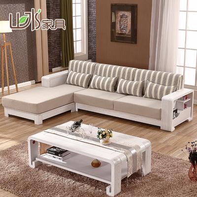 储物实木沙发组合是什么牌子