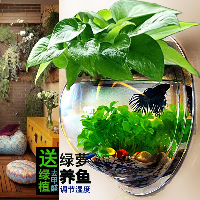 装饰鱼缸客厅