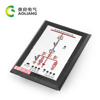 Specializing in the production of ALC-2000M switchgear intelligent control device 220V switch status indicator