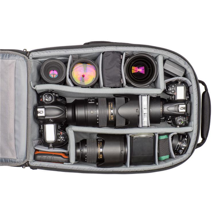 Think Tank创意坦克TT553专业相机超轻镜头摄影保护箱 拉杆箱