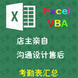 Excel VBA Time Sheet Summary