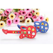 儿童电子音乐吉他12首童谣 电子琴 儿童音乐玩具 婴幼儿玩具