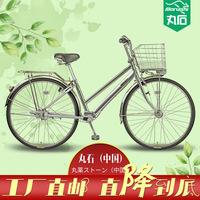 无链条内变速自行车