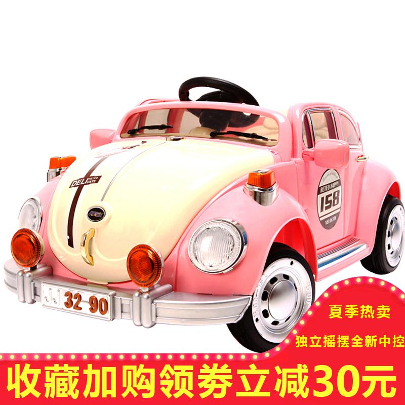 儿童车四轮甲壳虫