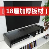 液晶电视机增高架双屏电脑带鱼屏显示器垫高桌上置物收纳架加长厚